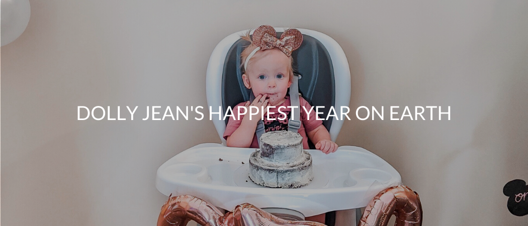 Dolly Jean's Happiest Year On Earth | Meekly Loving by Sydney Meek