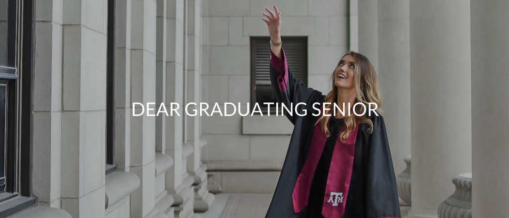 Dear Graduating Senior | Meekly Loving by Sydney Meek
