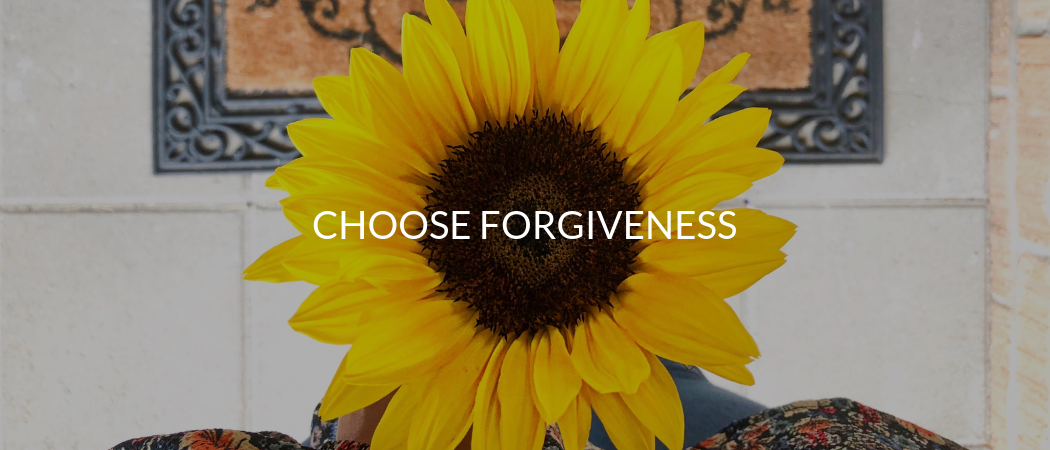 Choose Forgiveness | Meekly Loving by Sydney Meek